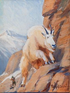 Philip R. Goodwin (1881–1935): The Mountain Goat