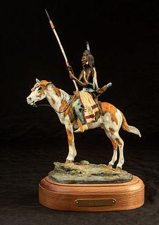 Earle E. Heikka (1910–1941): Blackfeet Scout