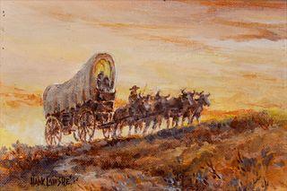 Hank Lawshe (1935–1993): Heading West