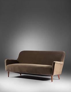 Christian Fallesen (Danish-Swedish, 20th Century) The New Look Sofa,Hantverket, Sweden