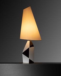 Carl-Harry Stalhane, Attribution (Swedish, 1920-1990) Table Lamp,Rorstrand, Sweden