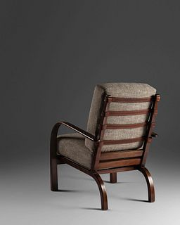 Ernst Heilmann-Sevaldsen (Danish, 20th Century) Lounge Chair, Model FH7,Fritz Hansen, Denmark