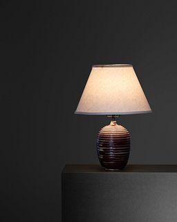 Toini Muona (Finnish, 1904-1987) Table Lamp,Arabia, Finland