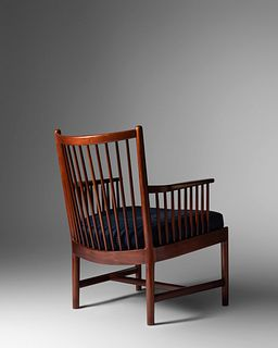 Danish Cabinetmaker First Half of the 20th Century Armchair, c. 1930