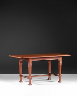 Nordiska Kompaniet  Sweden, Early 20th Century Table from the Stockholm Gasworks Headquarters, c. 1929