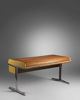 George Nelson and Associates  (American, 1908-1986) Action Office Desk,Herman Miller, USA