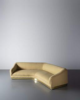 Vladimir Kagan (German-American, 1927-2016) Wide Angle Sofa, model 506,Vladimir Kagan Designs Inc., USA