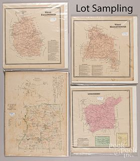 Collection of Pennsylvania maps