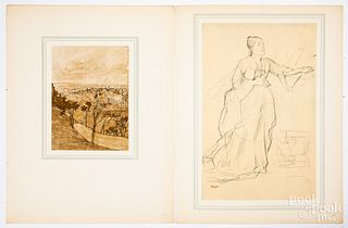 Le Dessins de Degas / The Drawings of Degas