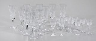 Two Groups of Waterford Crystal Glasses