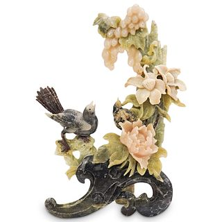 Chinese Soapstone Carved Sculpture