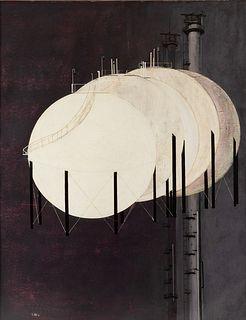 POL MARA (BELGIAN 1920-1998)