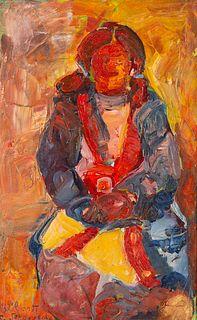 KLARA SHEINZON (ISRAELI 1922-2011)