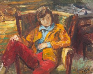 ROBERT PHILIPP (AMERICAN 1895-1981)