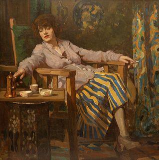 HENRY SALEM HUBBELL (AMERICAN 1870-1949)