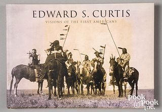 Edwin Curtis Visions of the First Americans