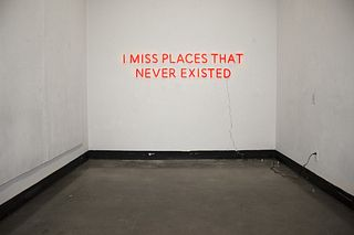 TAMAR BRESGE, MFA 22 - I Miss Places That Never Existed