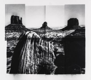 WILLIAM VAN BECKUM, MFA 17 - Monument Valley After Ansel Adams