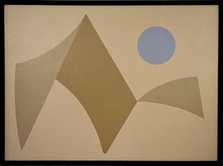 CHARLOTTE ANDRY GIBBS - Mid-Century Modern