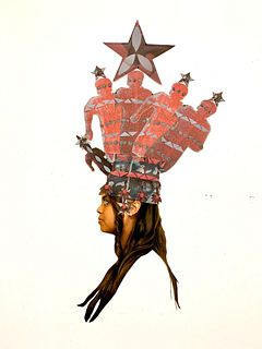 HELINA METAFERIA, MFA 15 - Headdress 9