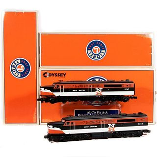 Lionel 6-14596 O Gauge New Haven PA PA Locomotive