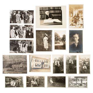 Meigs Family Archive, Incl. Notebook Belonging to Revolutionary War Officer Major John Meigs and Letter Describing California Gold Rush