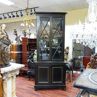 French Louis Philippe Bookcase