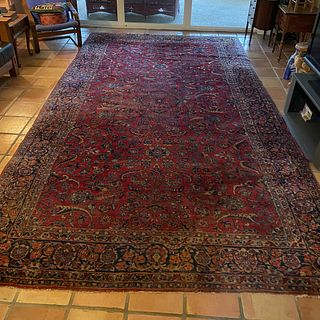 Large Mid 20th C. Persian Rug