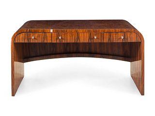 Art Deco  20th Century Writing Desk