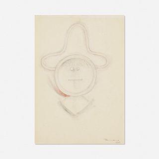 Rufino Tamayo, Untitled