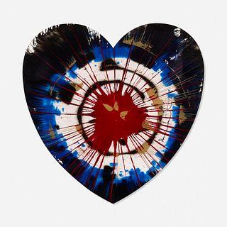 Damien Hirst, Heart