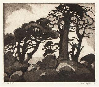 Gene Kloss, Rocky Crest, 1930