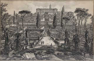 GIOVANNI BATTISTA PIRANESI (AFTER).