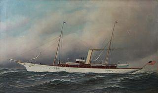 ANTONIO JACOBSEN (AMERICAN, 1850-1921).