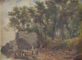 JOHN CARLIN (AMERICAN, 1813-1891).