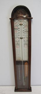 Admiral Fitzroy's Barometer and Thermometer