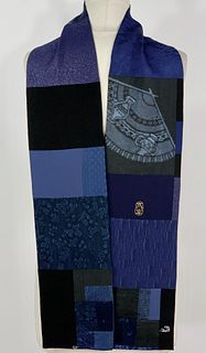 Dark Night Scarf