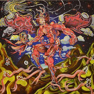 Tavarus Blackmon, Devil Dream