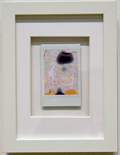 Kate Farrall, Polaroid Distortions: Abstract #210