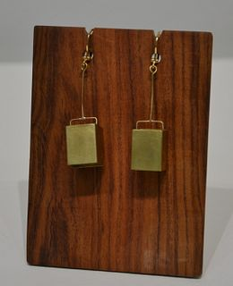 Amy Greer, Box Earrings