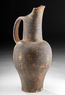 Faliscan Pottery Beaked Oinochoe
