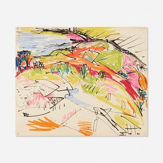Hans Hofmann, Blue Hill