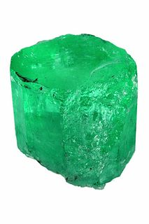 Natural Colombian Emerald 589.88 Carat w/ Papers