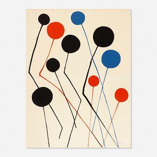 Alexander Calder, Balloons