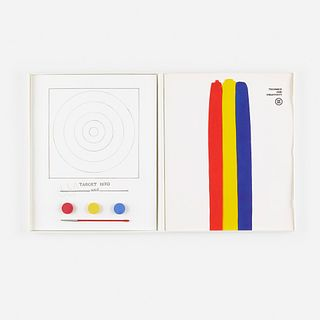 Jasper Johns, Target from Technics and Creativity
