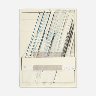 Cy Twombly, Untitled from Hommage a Picasso