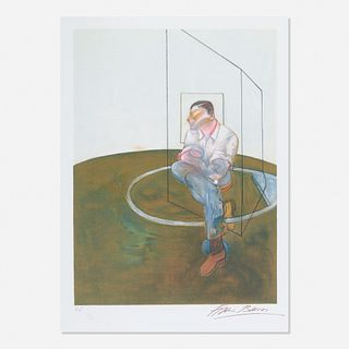 Francis Bacon, Study for a Portrait of John Edwards