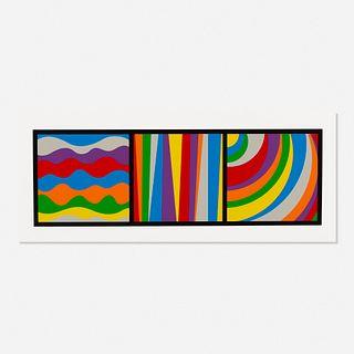 Sol LeWitt, Irregular Arcs, Bands and Loops