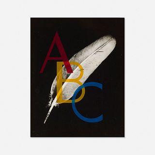 Man Ray, Alphabet pour Adultes