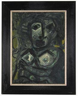 Attr. Willem de Kooning (1904 - 1997)